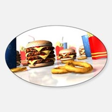 Junk food Decal