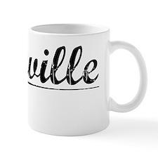Granville, Vintage Mug