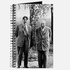 Kurchatov and Ioffe, Soviet physicists Journal