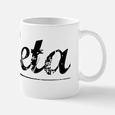 Goleta, Vintage Mug
