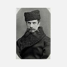 Kliment Timiryazev, Russian botan Rectangle Magnet