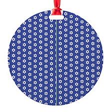 MogenDavidFlipFlops Ornament
