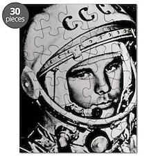 Yuri Gagarin Puzzle