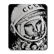 Yuri Gagarin Mousepad