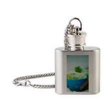 h1102191 Flask Necklace