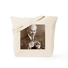 Lee De Forest, US radio pioneer Tote Bag