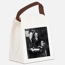 Kurchatov and colleagues, Leningr Canvas Lunch Bag