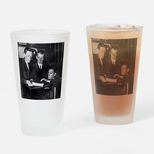 Kurchatov and colleagues, Leningrad Drinking Glass