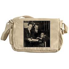 Kurchatov and colleagues, Leningrad, Messenger Bag