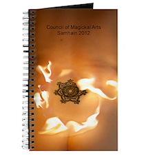Samhain 2012 Winning Graphic Journal