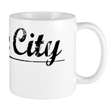 Grace City, Vintage Mug