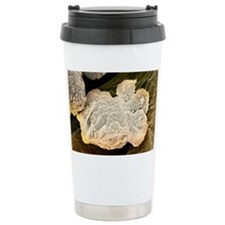 Leukaemia blood cell, SEM Travel Mug