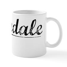 Greendale, Vintage Mug