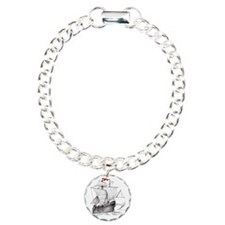 Pirate Ship Bracelet
