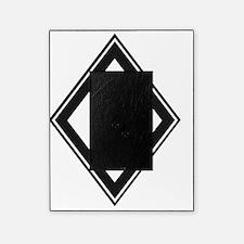 One Percent Biker Symbol Picture Frame