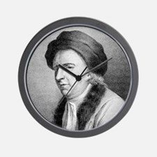 Leonhard Euler, Swiss mathematician Wall Clock
