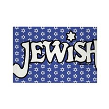 JewishShoulderBag Rectangle Magnet