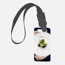 Lettuce Luggage Tag