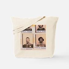 Los Alamos ID photos of Robert Tote Bag