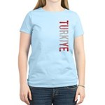 Turkiye Women's Light T-Shirt