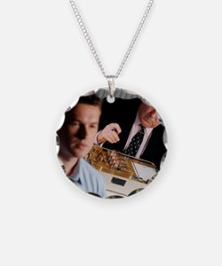 Lie detector test Necklace