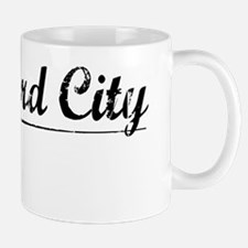 Hartford City, Vintage Mug
