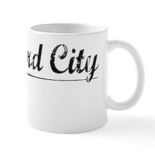 Hartford City, Vintage Small Small Mug