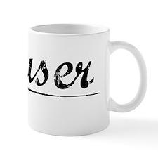 Hauser, Vintage Mug