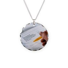 Living will Necklace
