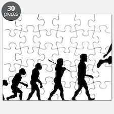 Basketball Evolution Jump Puzzle