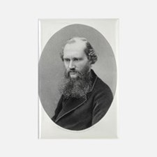 Lord Kelvin, British physicist Rectangle Magnet