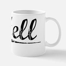 Hell, Vintage Mug