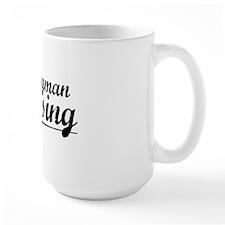 Hangman Crossing, Vintage Mug