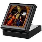 The Annunciation Keepsake Box