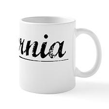 Hibernia, Vintage Mug