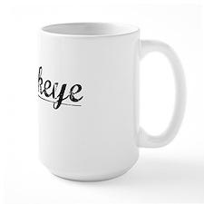 Hawkeye, Vintage Mug