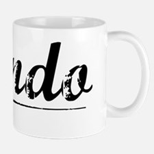 Hondo, Vintage Mug
