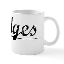 Hodges, Vintage Small Mug