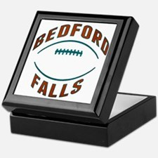 Bedford Falls Football Keepsake Box