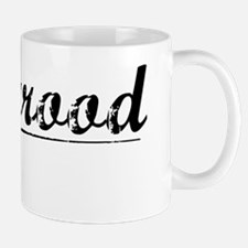 Holyrood, Vintage Mug
