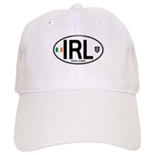 Ireland Intl Oval Baseball Cap