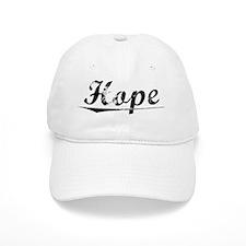 Hope, Vintage Baseball Cap