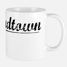 Hollandtown, Vintage Mug