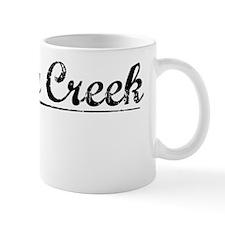 Holley Creek, Vintage Small Mug
