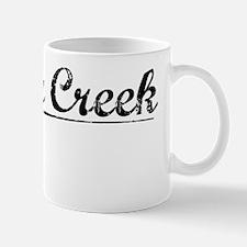 Holley Creek, Vintage Small Small Mug
