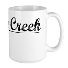Holley Creek, Vintage Mug
