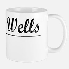 Indian Wells, Vintage Mug