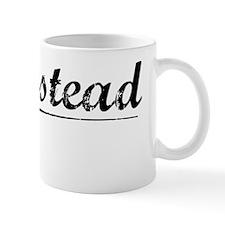 Homestead, Vintage Mug