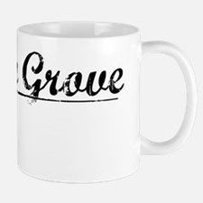 Indian Grove, Vintage Mug