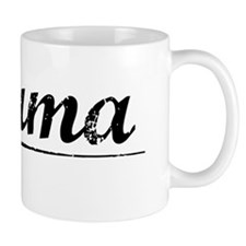 Houma, Vintage Mug